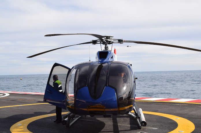 Индивидуальный трансфер вертолетом