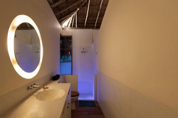 Ванная комната, вилла Гуава - тропическое убежище на Шри-Ланке