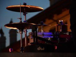 Джаз на Неве, фестиваль, ударная установка