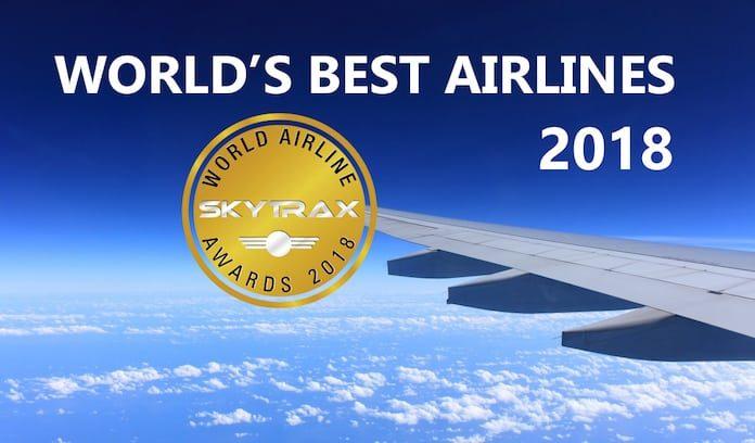 Лучшие авиакомпании мира 2018