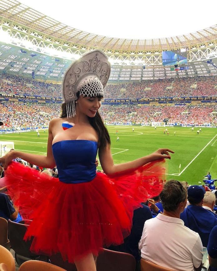 Мария Лиман, модель из Ростова-на-Дону, фото из Инстаграм
