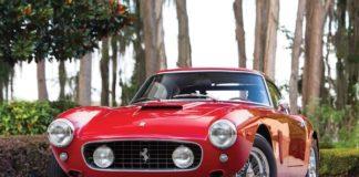 Ferrari 250 GT WB 1960 года
