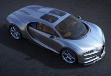Bugatti Chiron Sky View Coupe