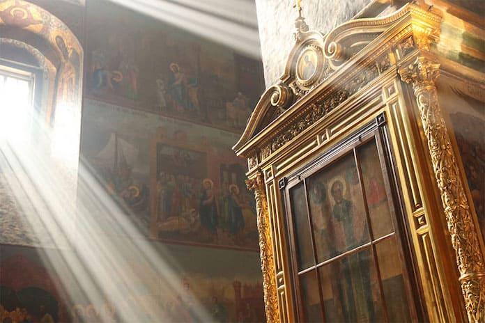 Новоспасский монастырь в Москве. Победители конкурса трэвел-фотографии среди читателей The Guardian