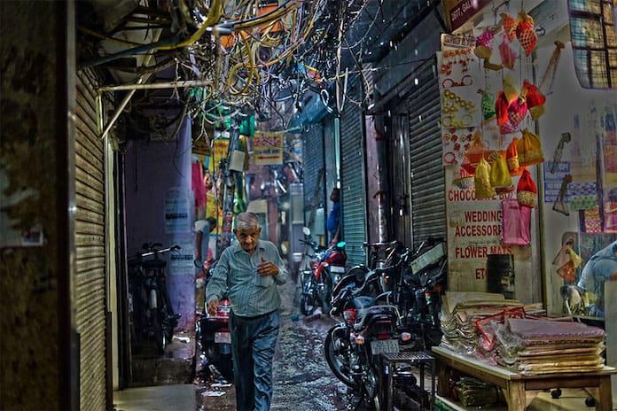 Старый Дели, Индия. Победители конкурса трэвел-фотографии среди читателей The Guardian