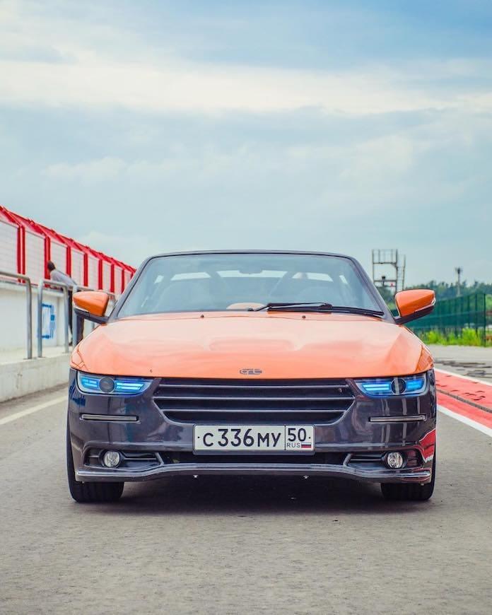 Авто «Крым» - первый российский родстер
