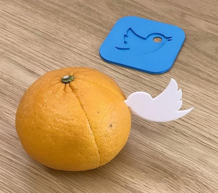 Twitter. Дизайнер превращает логотипы именитых брендов в полезные вещи