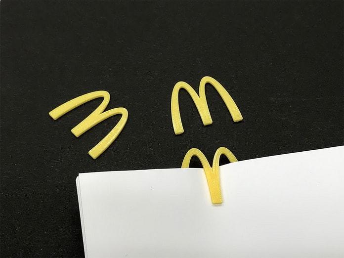 McDonalds. Дизайнер превращает логотипы именитых брендов в полезные вещи