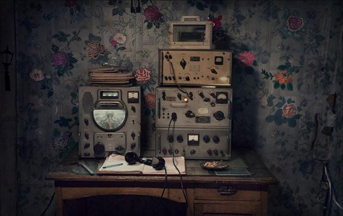 Радиосвязь с другой метеостанцией