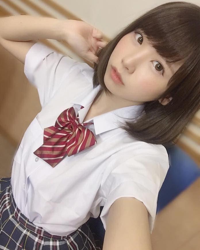 Енако - косплеерша из Японии, Инстаграм