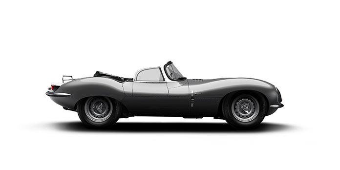 Jaguar XKSS, 1956