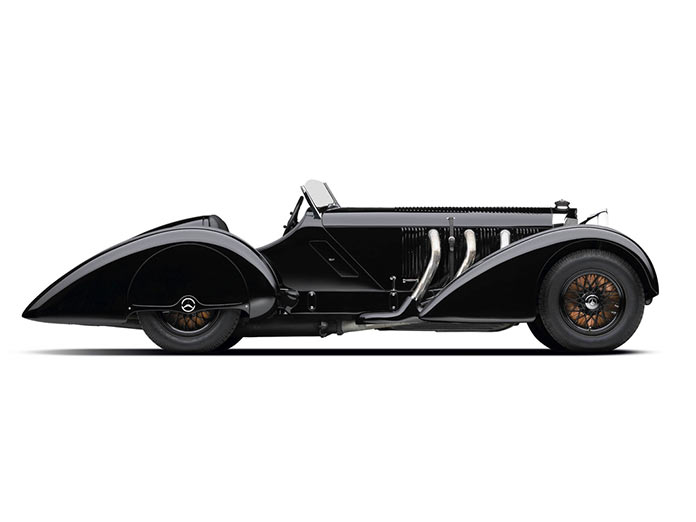Mercedes-Benz SSK «Count Trossi», 1930