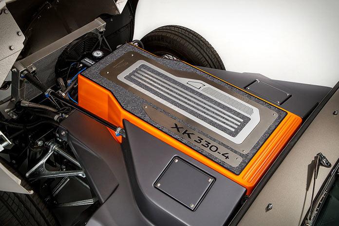 Jaguar All-Electric E-Type