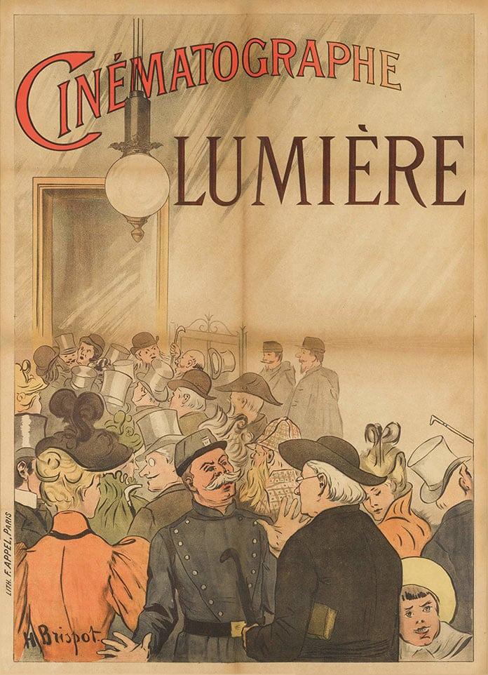 Cinématographe Lumière poster