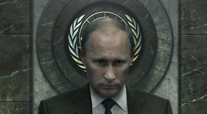 Владимир Путин, TBWA, Аргентина для Dos Miradas