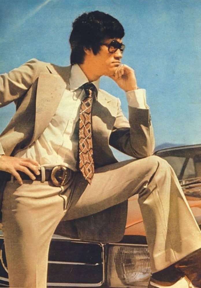 Брюс Ли, молодые кинозвезды, редкие фото