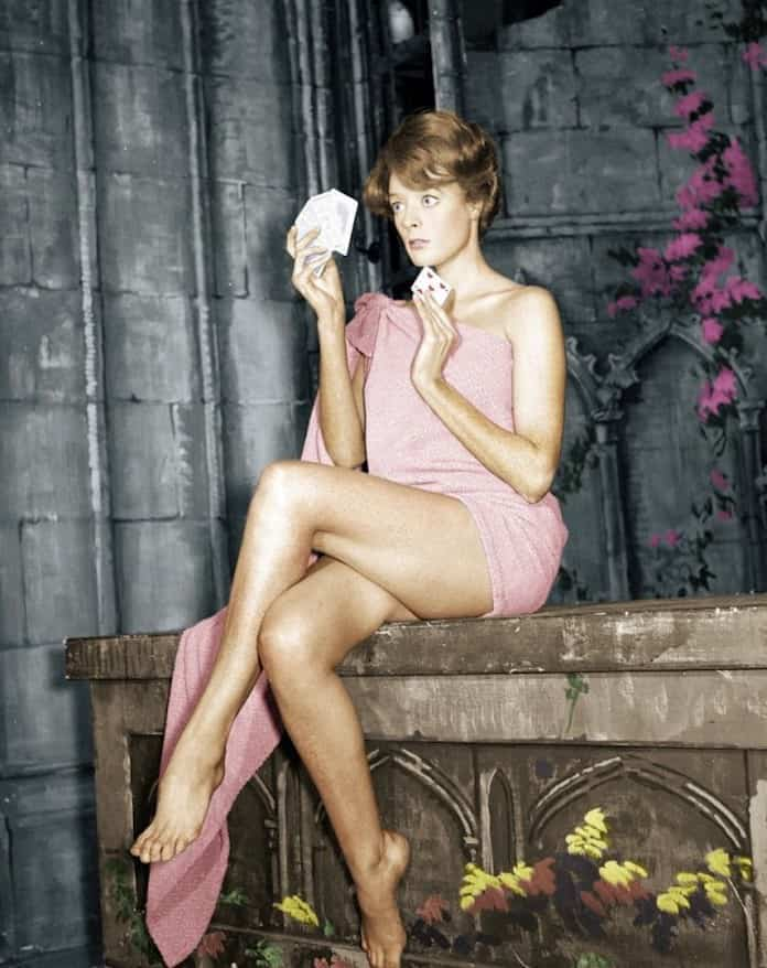 Мэгги Смит, молодые кинозвезды, 1960-е