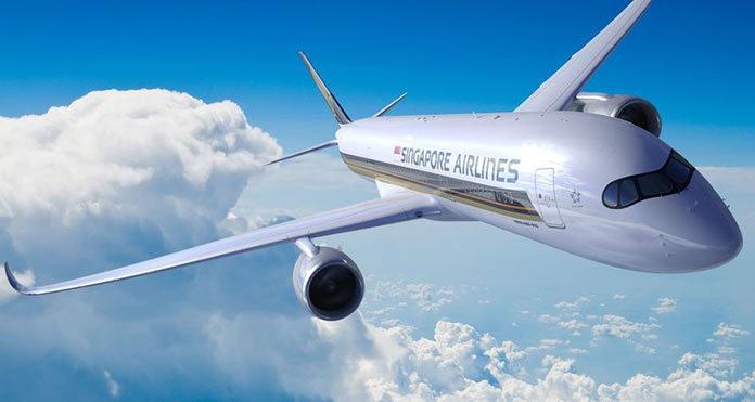 Airbus A350−900ULR Singapore Airlines. Самый длинный в мире беспосадочный рейс