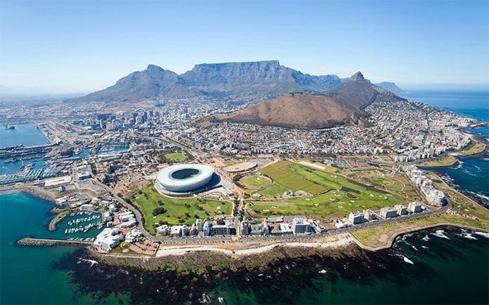 Кейптаун. Авиарейсы с самыми живописными видами из окна