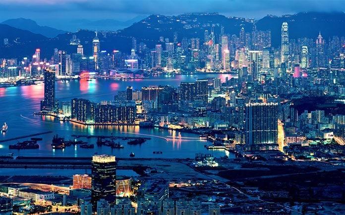 Гонконг. Авиарейсы с самыми живописными видами из окна