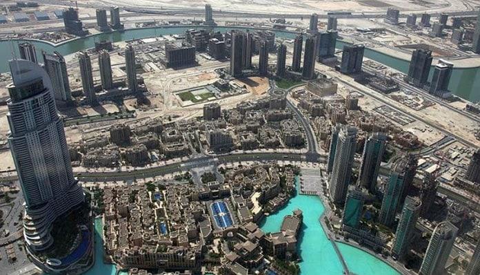 Дубай. Авиарейсы с самыми живописными видами из окна