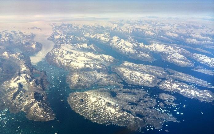 Фьорды Скандинавии. Авиарейсы с самыми живописными видами из окна