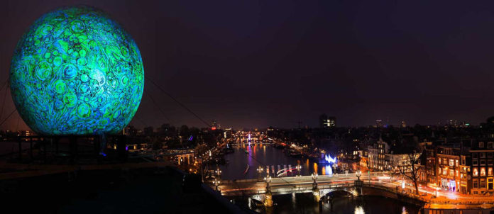 Фестиваль света в Амстердаме, 2018 год