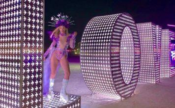 Burning Man 2019 и Black Rock City Girls