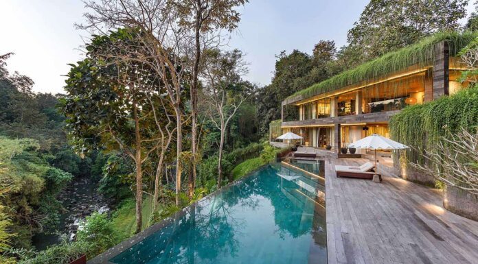 Вилла «Хамелеон» на Бали